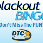 Blackout Bingo to air at 5:00 p.m. on February 24 & 25 featured image